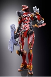 Neon Genesis Evangelion Metal Build Diecast Actionfigur EVA-02 Production Model EVA 2020 Ver. 22 cm
