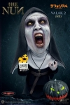 The Nun Defo-Real Series Vinyl Figur Valak 2 Halloween Version (Open Mouth) 15 cm Weltweit auf 500 Stück limitiert.
