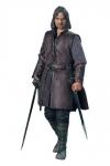 Herr der Ringe Actionfigur 1/6 Aragorn at Helms Deep 30 cm