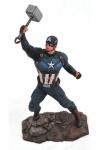 Avengers Endgame Marvel Gallery PVC Statue Captain America 23 cm