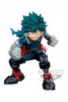 My Hero Academia Colosseum Modeling Academy Super Master Stars Piece PVC Statue Izuku Midoriya 18 cm