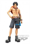 One Piece Grandista PVC Statue Portgas D. Ace Manga Dimensions 27 cm