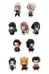 Demon Slayer: Kimetsu no Yaiba Sammelfiguren 10er-Pack Tanjiro & The Hashira Mascot Set A & B 5 cm