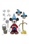 Disney Ultimates Actionfigur Sorcerers Apprentice Mickey Mouse 18 cm