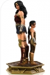 Wonder Woman 1984 Deluxe Art Scale Statue 1/10 Wonder Woman & Young Diana 20 cm