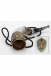 Herr der Ringe Replik 1/1 Horn von Gondor 46 cm
