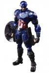 Marvel Universe Bring Arts Actionfigur Captain America by Tetsuya Nomura 16 cm