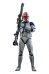 Star Wars The Clone Wars Actionfigur 1/6 501st Battalion Clone Trooper (Deluxe) 30 cm