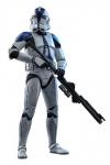 Star Wars The Clone Wars Actionfigur 1/6 501st Battalion Clone Trooper 30 cm
