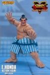 Street Fighter V Champion Edition Actionfigur 1/12 E. Honda Nostalgia Costume 18 cm