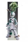 JoJos Bizarre Adventure Super Action Actionfigur Chozokado (Ec Act 2 & Ec Act 3) 9 cm