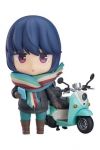 Laid-Back Camp Nendoroid Actionfigur Rin Shima Touring Ver. 10 cm