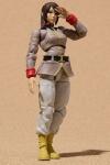 Mobile Suit Gundam G.M.G. Actionfigur Earth Federation Army Soldier 03 10 cm