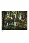Original Artist Series Kunstdruck Protection by Vincent Hie 41 x 51 cm - ungerahmt Weltweit limitiert auf 150 Stück!