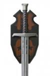 King Arthur: Legend of the Sword Replik 1/1 Excalibur (Damaszener Stahl) 102 cm Limitiert auf 500 Stück.
