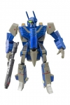 Macross Retro Transformable Collection Actionfigur 1/100 VF-1J Max Valkyrie 13 cm