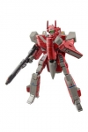 Macross Retro Transformable Collection Actionfigur 1/100 VF-1J Milia Valkyrie 13 cm