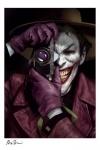 DC Comics Kunstdruck The Killing Joke 46 x 61 cm - ungerahmt Weltweit limitiert auf 600 Stück!