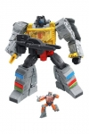 Transformers Studio Series Leader Class Actionfigur 2021 Wave 1 Grimlock & Autobot Wheelie