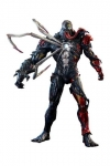Marvels Spider-Man: Maximum Venom Artist Collection Actionfigur 1/6 Venomized Iron Man 35 cm