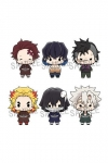 Demon Slayer Kimetsu no Yaiba Chokorin Mascot Series Sammelfiguren 6er-Pack Vol. 2 5 cm