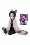 Demon Slayer Kimetsu no Yaiba G.E.M. PVC Statue Shinobu Kocho Palm Size Edition Deluxe 9 cm