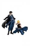 Fullmetal Alchemist Precious G.E.M. Serie Statuen Roy Mustang & Liza Hawkeye 12 - 22 cm