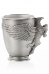 Harry Potter Pewter Collectible Espresso-Tasse Hippogriff
