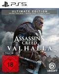 Assassins Creed Valhalla Ultimate Edition - Playstation 5