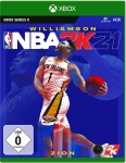 NBA 2k21 XBOX SX