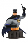 Batman The Animated Series Büste Batman with Batarang 18 cm  Limitiert auf 3000 Stück.
