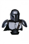 Star Wars The Mandalorian Legends in 3D Büste 1/2 The Mandalorian Beskar Armor 25 cm auf 1000 Stück limitiert
