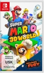 Super Mario 3D World + Bowsers Fury Nintendo Switch