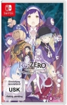 RE:Zero Prophecy of the Throne Nintendo Switch