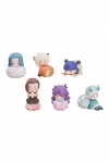 The Legend of Hei Mini-Figuren 6er-Pack Wagashi 5 - 7 cm