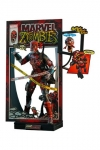 Marvel Zombies Comic Masterpiece Actionfigur 1/6 Zombie Deadpool 31 cm
