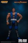 Mortal Kombat Actionfigur 1/12 Sub-Zero (Unmasked) 16 cm