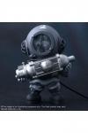 Godzilla (1954) Defo-Real Series PVC Statue Dr. Serizawa Black and White Ver 13 cm