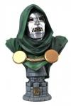 Marvel Comics Legends in 3D Büste 1/2 Doctor Doom 25 cm   auf 1000 Stück limitiert