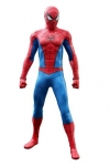 Marvels Spider-Man Video Game Masterpiece Actionfigur 1/6 Spider-Man (Classic Suit) 30 cm