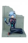 Evangelion 4.0 Final PVC Statue 1/7 Tentative Name Rei Ayanami Plugsuit Ver. 10 cm