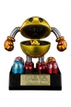 Pac-Man Chogokin Diecast Modell 11 cm