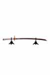 Demon Slayer: Kimetsu no Yaiba Proplica Replik 1/1 Nichirin Schwert (Kyojuro Rengoku) 95 cm