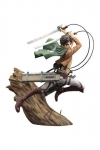 Attack on Titan ARTFX J Statue 1/8 Eren Yeager Renewal Package Ver. 26 cm