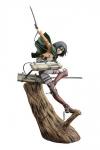 Attack on Titan ARTFX J Statue 1/8 Mikasa Ackerman Renewal Package Ver. 35 cm