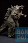 Godzilla vs. Kong Ichibansho PVC Statue Godzilla 20 cm