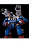Super Robot Wars X-O PVC / Diecast Actionfigur Riobot R-2 Powered Transform Combine 17 cm