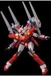 Super Robot Wars X-O PVC / Diecast Actionfigur Riobot R-3 Powered Transform Combine 14 cm