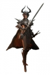 Knight of Fire Actionfigur 1/6 Black Edition 30 cm