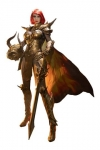 Knight of Fire Actionfigur 1/6 Golden Edition 30 cm